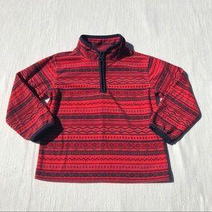 OshKosh B'Gosh Fleece Pullover Sweatshirt Size 3T